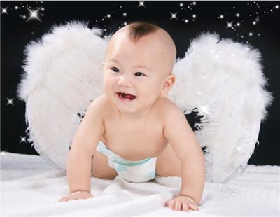 一岁宝宝蘑菇头发型展示
